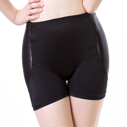Aivla Women Padded Underwear Hip up Enhancer Body Sculpting Panty