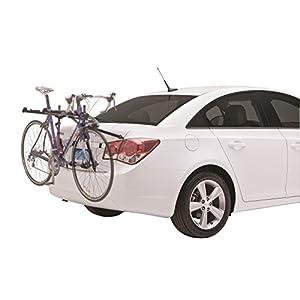 SportRack SR3162 3-Bike Strap Bike Rack, Black