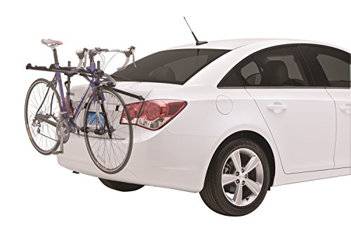 SportRack SR3162 3-Bike Strap Bike Rack, Black (Racks Trunk Ski Bike Mount)