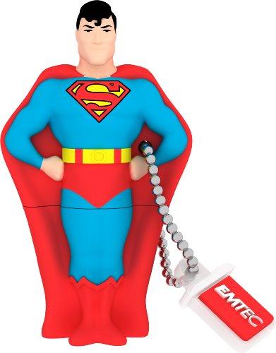 EMTEC Super Heroes Flash Superman