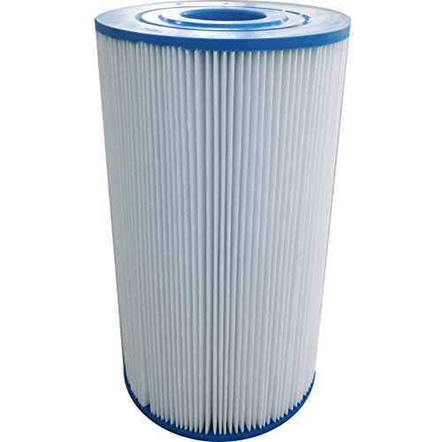 Hot Tub Filter Cartridge - Tier1 Replacement for Watkins 31489, Pleatco PWK30, Filbur FC-3915, Unicel C-6430 Spa Filter for Hot Spring Spas & Watkin Spas