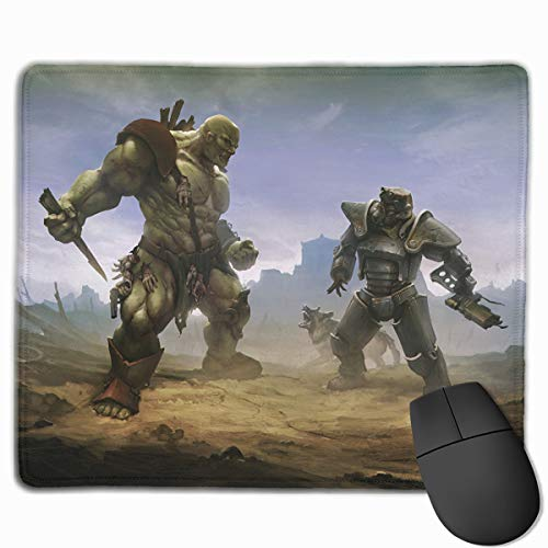NT Huatou Men Fashion New Fallout Monsters The Mouse Pad -