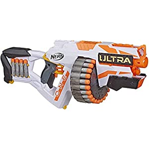 NERF-Ultra-One-Motorized-Blaster-25-Ultra-Darts-Farthest-Flying-Darts-Ever-Compatible-Only-Ultra-One-Darts
