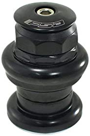 FSA TH-1150W 1Inches Inch Threaded Traditional Chrome Headset 26.4mm, Black, XTE1599
