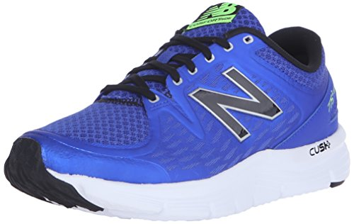 Free New Balance Men's M775V2 Running Shoe, Blue/Green, 10 D US