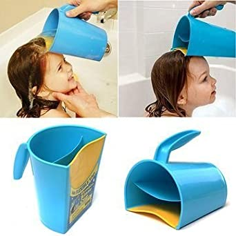 Amazon Com Rinse Cup For Baby Child Wash Hair Eye Shield