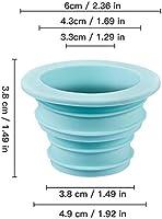Amazon.com: 3 anillos de silicona para desodorante de ...
