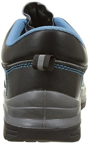 Paredes sp5020ne38Grafito Scarpe di sicurezza S3taglia 38Nero/Blu