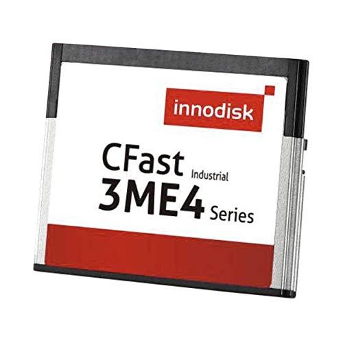 INNODISK DECFA-16GM41BC1DC CFast Flash Memory Card,CFast 3ME4 w/Toshiba 15nm(Industrial, Standard Grade, 0°C ~ +70°C) - 16GB CFast 3ME4 MLC