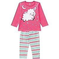 Pijama Infantil Menina Estampa Ovelhinha Brandili