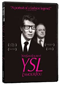 NEW Ysl Amour Fou (DVD)