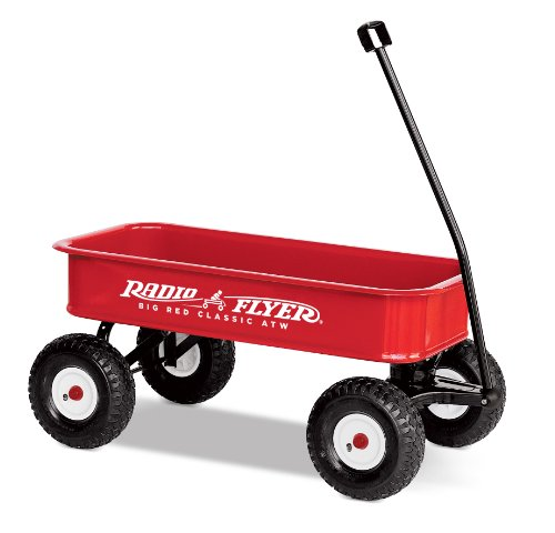 Radio Flyer Big Red Classic ATW by Radio Flyer