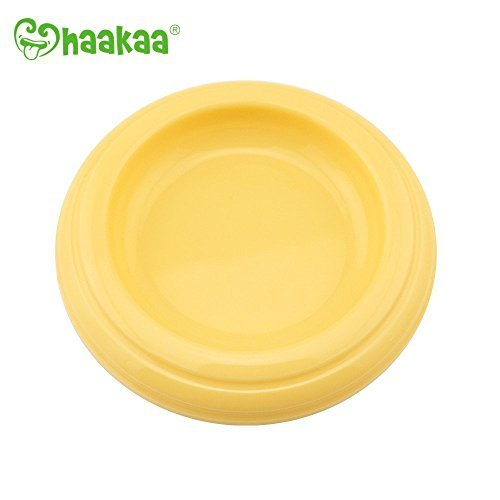 Haakaa Breast Pump Lid Non-toxic PP 100% SAFE and Chemical Free Way