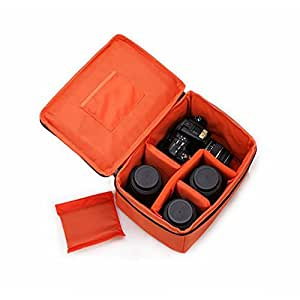 G-raphy Camera Insert Camera Case 11.8'' 6.5''8.4 '' Carrying Case Waterproof Shockproof Travel for Sony Canon Nikon Olympus Pentax and etc