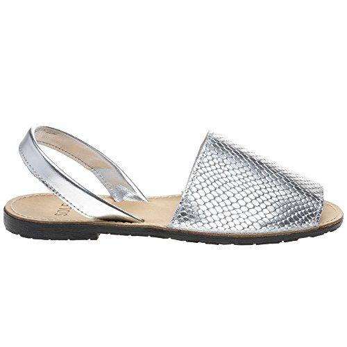 Femme Sole Sole Metallic Sandales Toucan Toucan qx4BgS