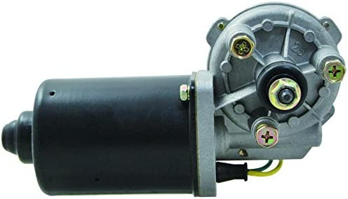 A-Premium Windshield Wiper Motor Front for Chrysler Dodge Plymouth LeBaron Town /& Country Ram 1500 Caravelle 1989-1997