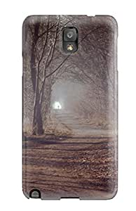 MzaIvwv7284UhRaA Tpu Phone Case With Fashionable Look For Galaxy Note 3 - Fog