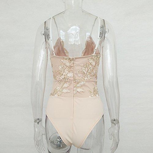 Bodysuit Vestidos Satinados De Fiesta Sexys Cortos Ropa De Moda Para Mujer y Noche Elegante Casuales at Amazon Womens Clothing store: