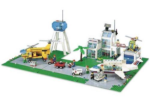 Lego City Set #10159 Airport