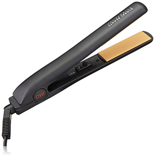 "CHI Source Pro 1"" Ceramic Ionic Tourmaline Flat Iron Hair Straightener"