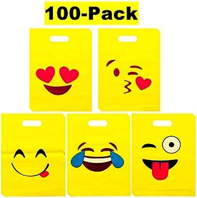 Amazon.com: ABOSS - Paquete de 100 bolsas de regalo de ...