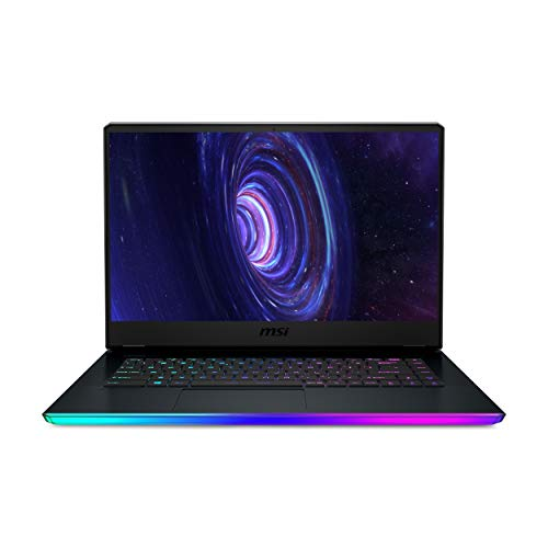 "CUK MSI GE66 Raider Gamer Notebook (Intel i7-10750H, 32GB RAM, 2TB NVMe SSD, NVIDIA GeForce RTX 2080 Super 8GB Max-Q, 15.6"" FHD 300Hz 3ms, Windows 10 Home) Gaming Laptop Computer"