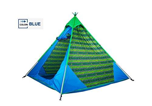 シニス起きる消費者屋外テントピラミッド屋外アルミポール大宇宙テント3-4人々