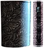 JWraps Dark Floral Custom E-Cigarette Protective Vinyl Skin Wrap for Pioneer4you IPV5 Vaporizer
