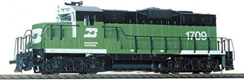 Walthers Trainline EMD GP9M Standard DC Burlington Northern #1709 Collectable Train