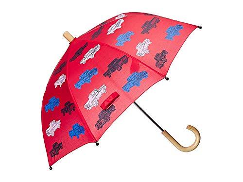Hatley Printed Umbrellas Paraguas para Niños