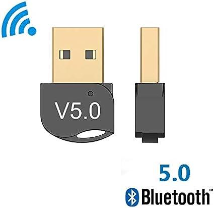 Noir Adaptateur Mini USB V4.0 AUX dongle r/écepteur de Musique Son pour PC /émetteur Adaptateur r/écepteur