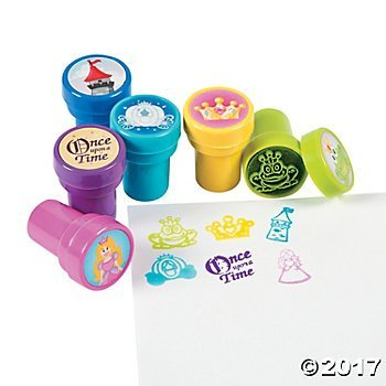 Fairy Tale Stampers - 24 pcs