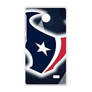 Houston Texans Fahionable And Popular Back Case Cover For Nokia Lumia X