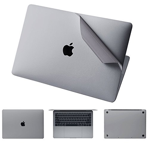 Leze - 4-in-1 Full Body Cover MacBook Skin Protector Decals