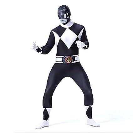 FYBR Mighty Morphin Power Ranger Disfraz de superpiel para ...