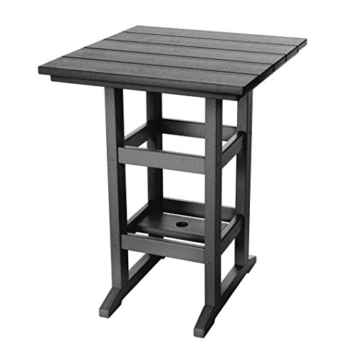 Pawleys Island Solid Colored Outdoor Counter Height Dining Table