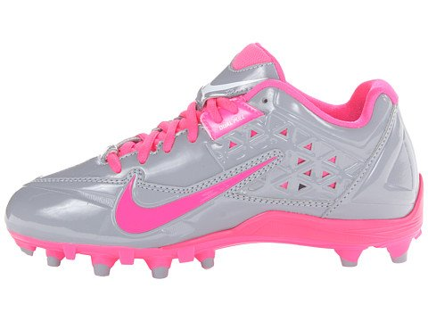 Nike Dames Speedlax 4 Stealth / Pink Flash 11.5 B - Medium