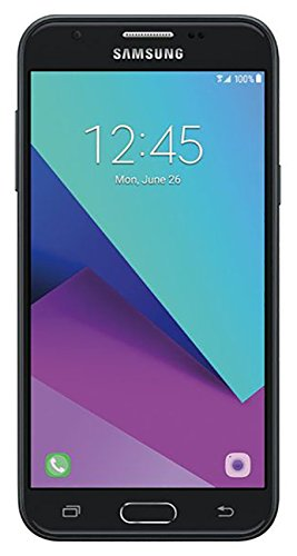Samsung Galaxy Express Prime 2 2017 J327a / J3 Emerge 16GB Unlocked GSM 5'' HD Display Android Smartphone - Dark Gray by Samsung