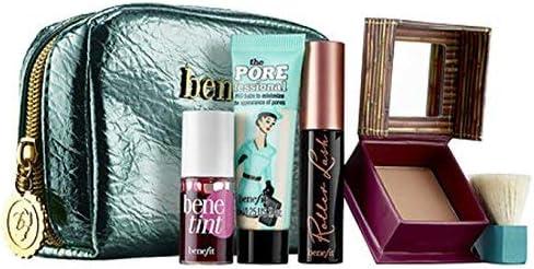 Benefit - Juego de cosméticos Work Kit, Girl! Juego de maquillaje Work-Day Essentials
