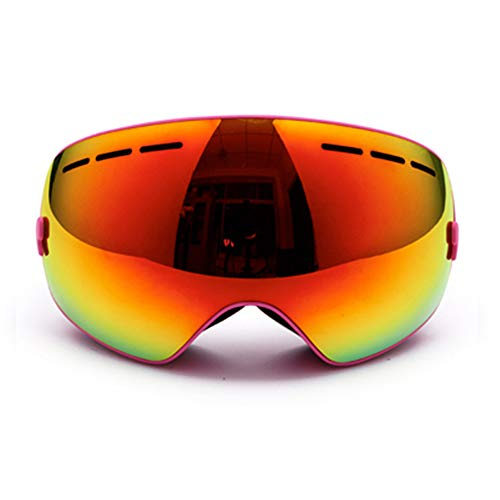 Ski Goggles Double Lens UV400 Anti-Fog Adult Snowboard Skiing Glasses Women Men Snow Eyewear