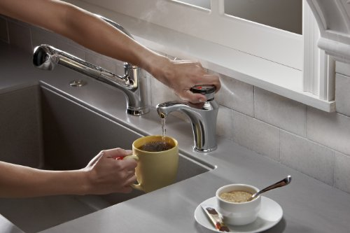 InSinkErator Contour Instant Hot Water Dispenser System - Faucet & Tank, Chrome, H-CONTOUR-SS by InSinkErator (Image #5)