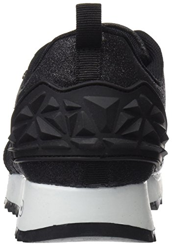 BEPPI Casual, Zapatillas de Deporte Para Mujer Negro (Black)