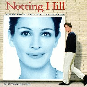 various artists soundtrack notting hill music from the motion picture music. Black Bedroom Furniture Sets. Home Design Ideas
