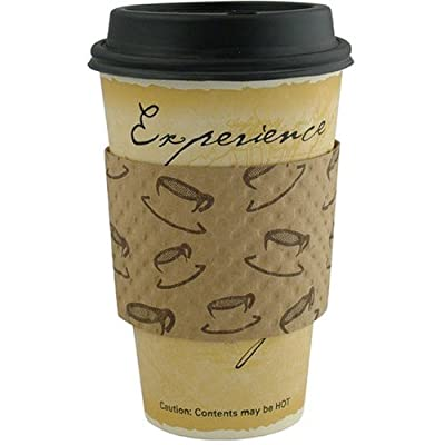 Java Jacket 900LPN-500 for 12-20 Ounce Coffee Cups (15-0236) Category: Cup Sleeves