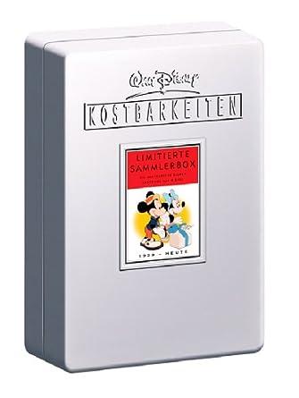 Walt Disney Kostbarkeiten Limitierte Sammlerbox 1929 Heute 8