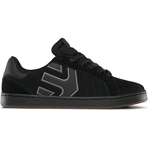 Etnies Men's Fader Ls Skateboarding Shoe, Black/Grey/Black, 10.5 M US (Ryan Sheckler Shoes compare prices)