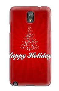Galaxy Note 3 Case Slim [ultra Fit] Amazing Holiday Psd Protective Case Cover