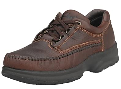 Clarks Men's Tracker Oxford, Brown Oily Leather, ...