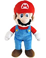 BG Games - Peluche Super Mario, 25 cm, (Together Plus 5016743103040)