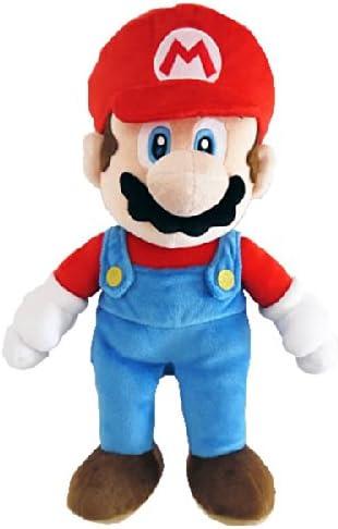 BG Games - Peluche Super Mario, 25 cm, (Together Plus 5016743103040)